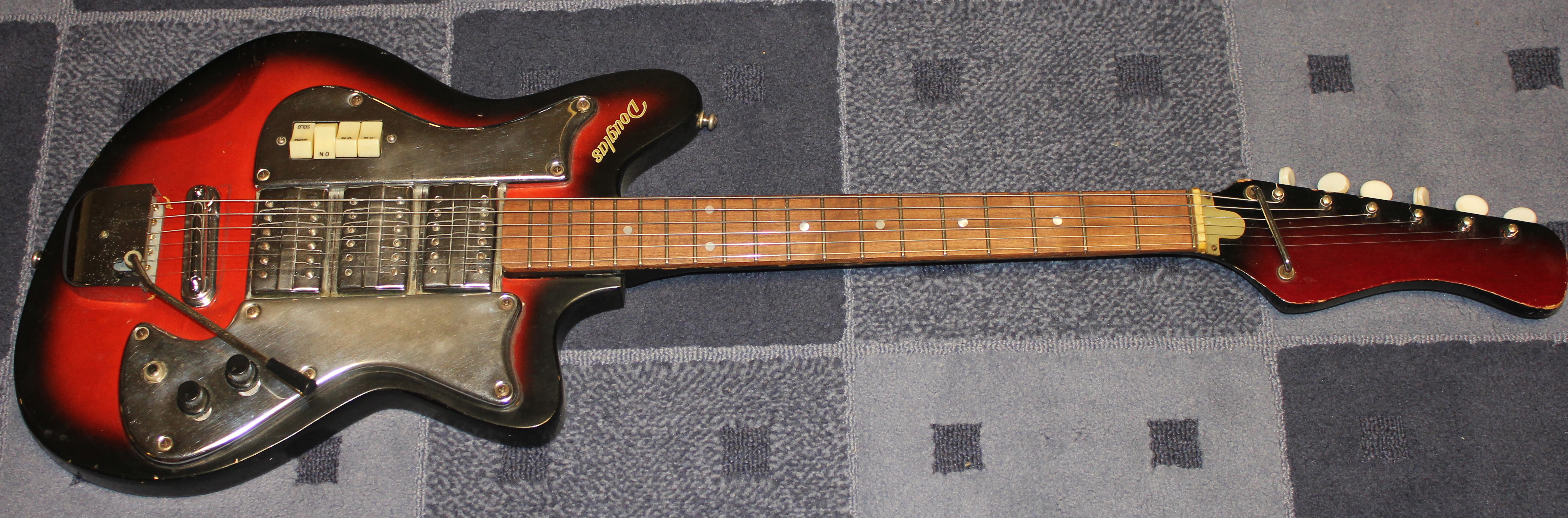 Vintage japan fender guitars for sale