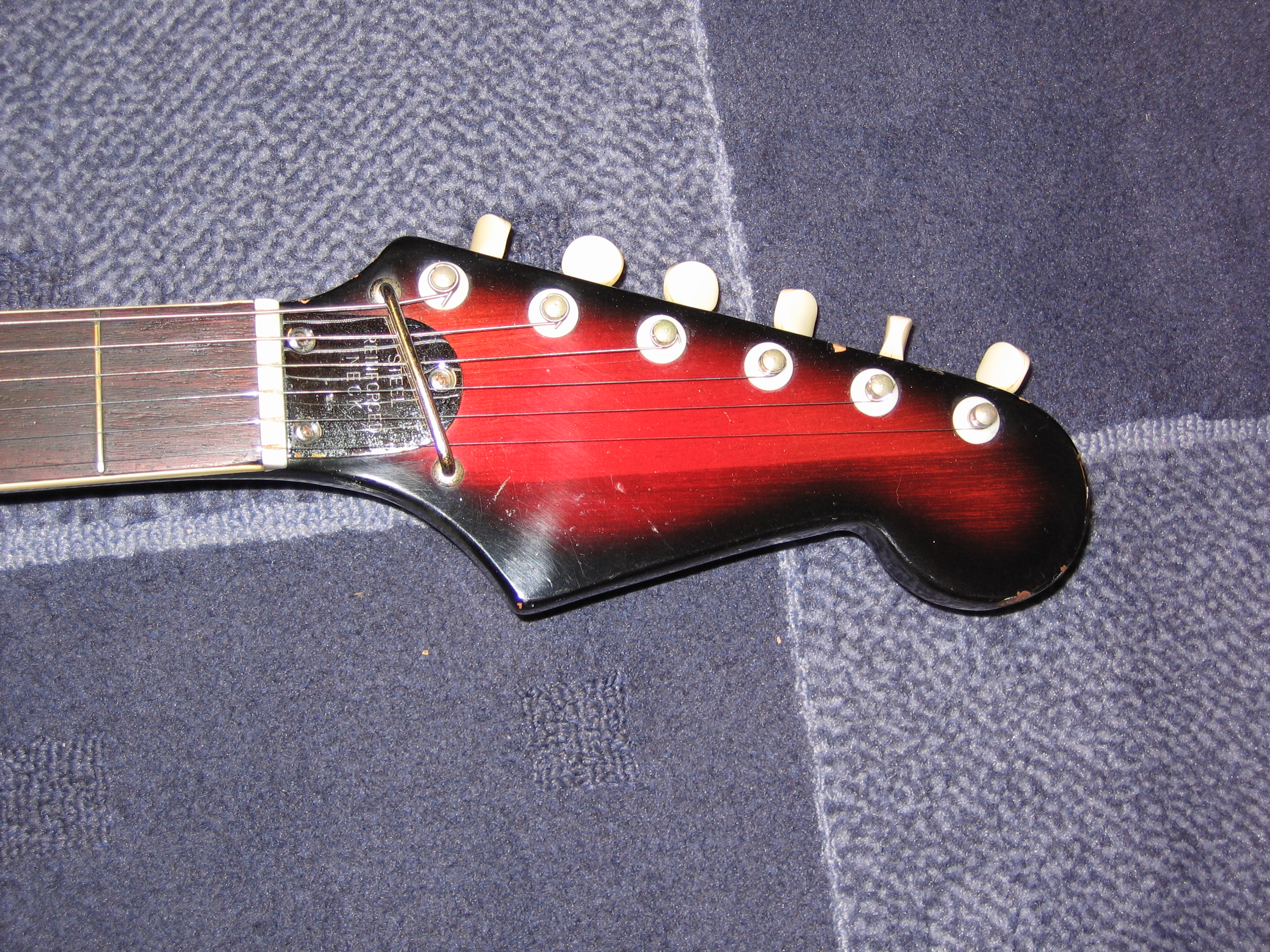 Teisco Guitar Wiring Diagram Imperial Electrical Diagrams 1967 Japanese Sekova Mentor Drowning In Guitars Fender Amp