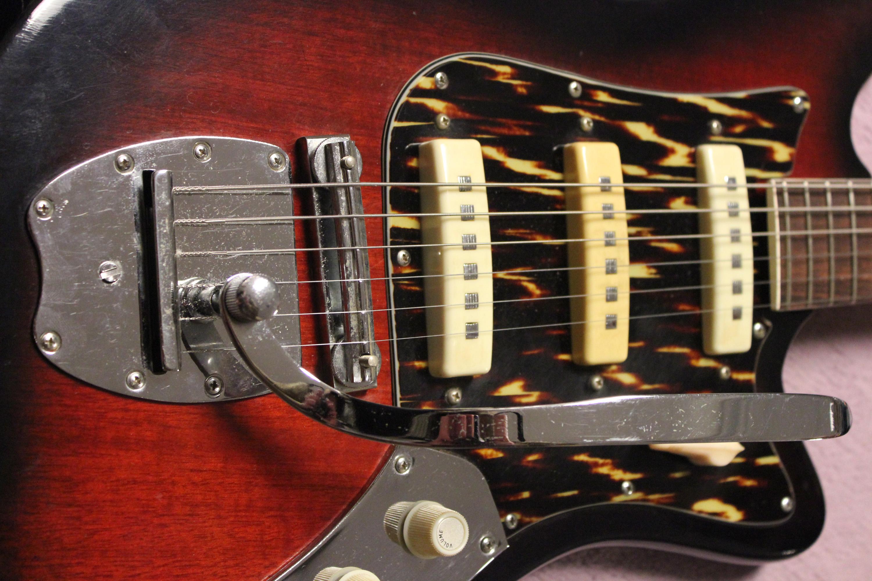 Class is IN!! 1966 Kawai (Mayfair) Japanese Guitar