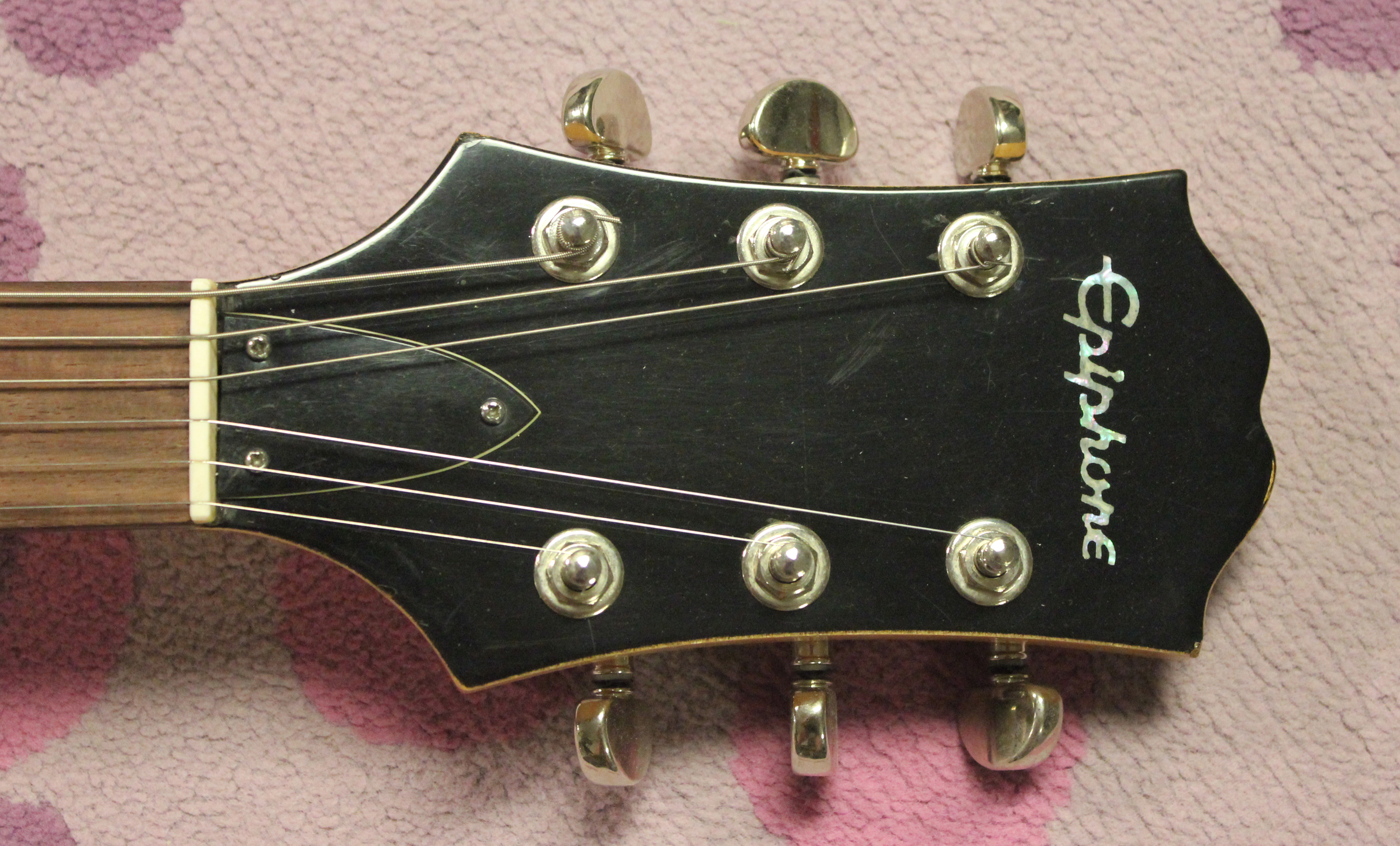 About a Girl -1973 Epiphone ET270 Electric Guitar – Drowning in ...