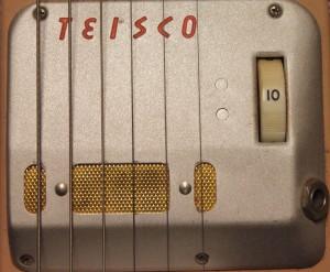 Teisco H30 Lap 5.87k Japan
