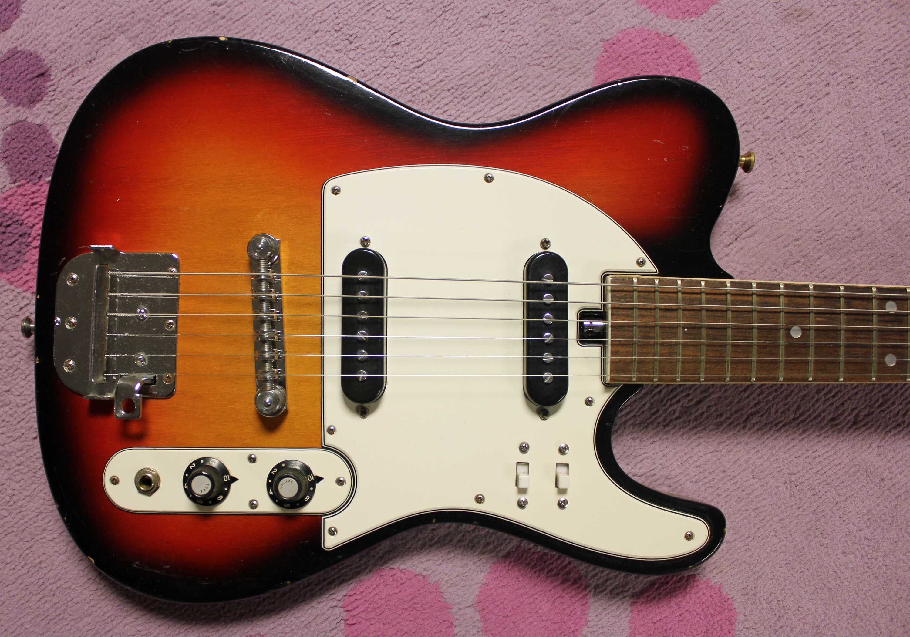 Dating japanese stratocaster copy