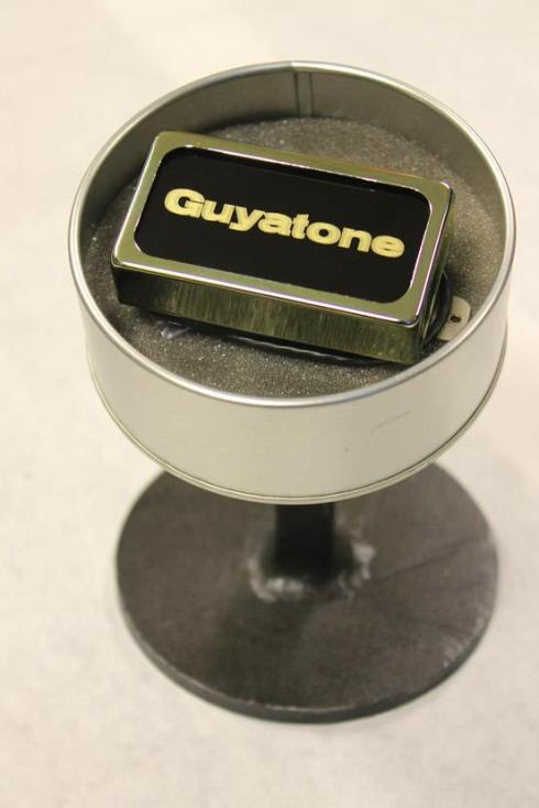 gold guyatone pickup