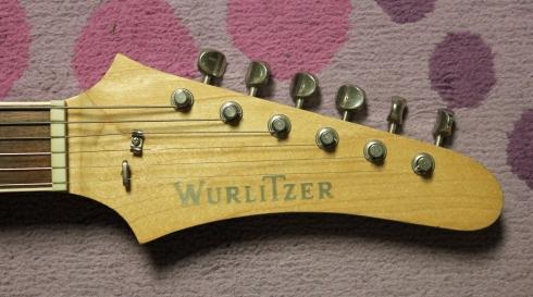 Wurlitzer Cougar 3