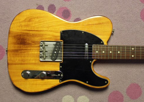 Fender Tele CCB 2