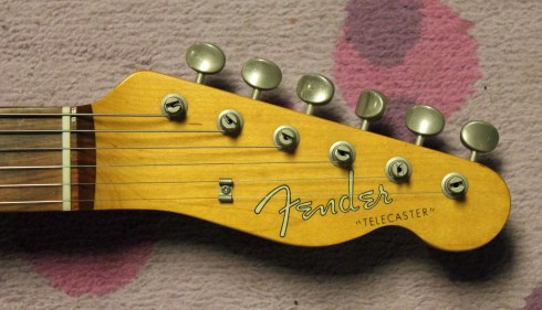 Fender Tele CCB 3
