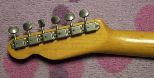 Fender Tele CCB 6