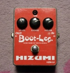 Hizumi Boot Leg 1