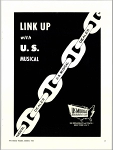 US Musical Merchandise ad 3-65