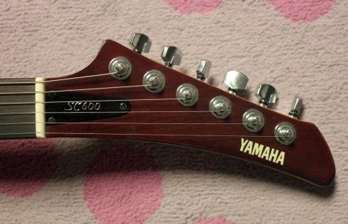 Yamaha SC600 3