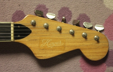 Hoyer Guitar 3
